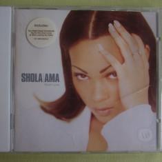 SHOLA AMA - Much Love - C D Original - Muzica R&B