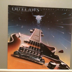 OUTLAWS - GHOST RIDERS (1980/ARISTA REC/RFG) - Vinil/Vinyl/IMPECABIL(NM)