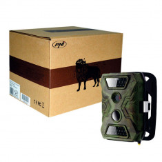 Resigilat : Camera vanatoare PNI Hunting Camo 2.6C 12MP cu Night Vision - Binoclu vanatoare