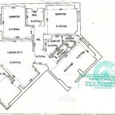 Trocadero, apartament 3 camere, 100mp, constanta, vanzari - Apartament de vanzare, Numar camere: 3, An constructie: 1988, Etajul 8