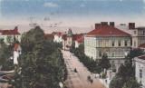 SIBIU,NAGYSZEBEN,HERMANSTADT, STRADA CARMEN SYLVA., Circulata, Fotografie