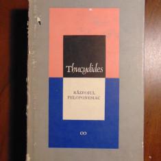 Razboiul peloponesiac - Thucydides (1966) - Istorie