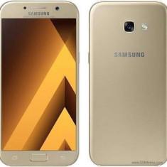 Samsung A5 2017 4G+, Sigilat, Garantie la Vodafone, NOU, culoare AURIU - Telefon Samsung, Alb, Neblocat, Single SIM