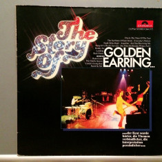 GOLDEN EARRING -THE STORY OF - 2LP SET(1973/POLYDOR/RFG) - Vinil/Vinyl/Impecabil, universal records