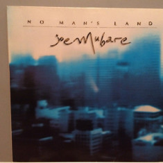 JOE MUBARE - NO MAN'S LAND (1985/ARIOLA REC/RFG) - Vinil/Vinyl/IMPECABIL(NM)