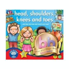 Joc Educativ Loto - Partile Corpului - Orchard Toys (079) - Jocuri Logica si inteligenta