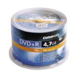 Mediu optic Omega DVD-R 4.7GB 16x 50