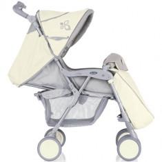 Carucior Grillo 2 0 bianco - Carucior copii 2 in 1 Brevi