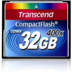 Card memorie Compact Flash 32GB 400x - Card Compact Flash