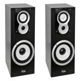 Boxe active, amplificator incorporat, functie karaoke, 3 cai, Sal
