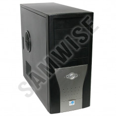Carcasa TICO Black Full Tower, ATX, microATX, Mini-ATX, Mini-ITX - Carcasa PC