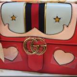 Geanta Gucci GG Marmont - piele naturala - Super Promotie!