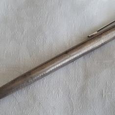 PIX argint VECHI executat manual avand o Patina minunata de COLECTIE, Ornamentale