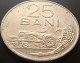 Moneda 25 Bani - ROMANIA, anul 1982 *cod 5020
