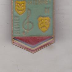 Bnk ins Insigna Pionier interpret cls II, Romania de la 1950
