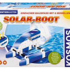 Experimente Pentru Acasa - Barca Solara (Si Alte 5 Modele) - Kosmos