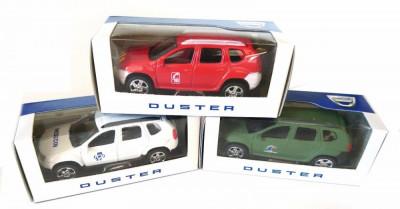 Set 3 machete Dacia Duster Militara + Ambulanta Medic + Pompieri  3 inch NOREV foto