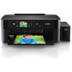 Imprimanta cu jet Epson CISS Color L810, A4, Inkjet, USB 2.0 - Imprimanta inkjet