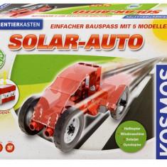 Experimente Pentru Acasa - Masina Solara - Kosmos - Masinuta electrica copii