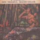 Tarzan din neamul maimutelor - Edgar Rice Burroughs - Carte de aventura