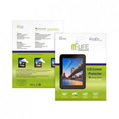 FOLIE PROTECTIE UNIVERSALA TABLETE 7 inch M-LIFE - Folie protectie tableta
