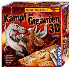 Set Sapa Si Descopera Batalia Gigantilor 3D Kosmos (630454)