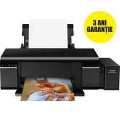 Imprimanta Epson L805, InkJet, Color, Format A4, Wi-Fi