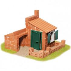 Set De Constructie Din Caramizi - Casa (Minim 2 Modele ) - Teifoc