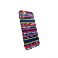 Husa Protectie Spate Serioux Textil model 01 pentru Apple iPhone 6 - Husa Telefon Serioux, iPhone 6/6S