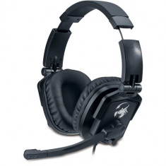 Casti Genius Lychas HS-G550V GX-Gaming Trasport Gratuit Braila si Galati - Casca PC Genius, Casti cu microfon