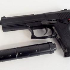 Pistol Replica Airsoft ASG MK23 6mm - Arma Airsoft