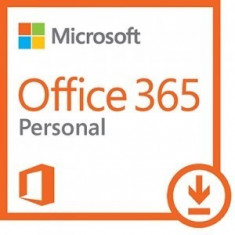 Aplicatie Microsoft Licenta Electronica Office 365 Personal, 1 an, 1 PC/MAC si 1 tableta, All Languages, ESD - Solutii business