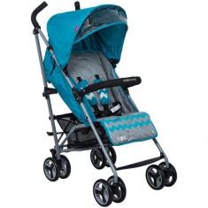 Carucior Sport Soul Turquoise - Carucior copii 2 in 1 Coto Baby