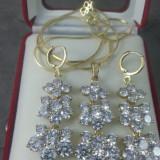 Set bijuterii Luxury Infinity Cod produs: S617