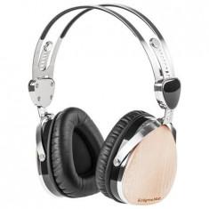 CASTI AUDIO KRUGER&MATZ (ARTAR), Casti Over Ear, Cu fir, Mufa 3, 5mm