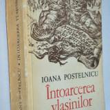 Ioana Postelnicu - Intoarcerea vlasinilor - Roman