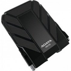 Hard disk extern ADATA Durable HD710 2TB 2.5 inch USB 3.0 black - HDD extern