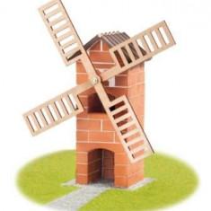 Set De Constructie Din Caramizi - Moara De Vant - Teifoc