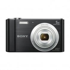 Aparat foto compact Sony Cyber-Shot DSC-W800 negru