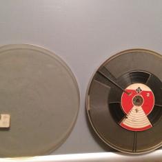 Banda Magnetofon - TELEFUNKEN (Germany) - diametru rola 18 cm - stare F. Buna