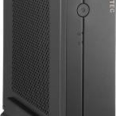 Carcasa Chieftec IX-01B cu sursa 85W neagra ix-01b-85w - Carcasa PC Chieftec, Middle Tower, Sursa inclusa