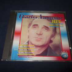 Charles Aznavour - Hit Collection _ CD, best of _ Legend(Germania)