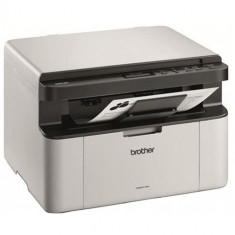 Multifunctionala Brother DCP-1510E, A4, Monocrom, 3 in 1, 20 ppm, USB 2.0, Alb