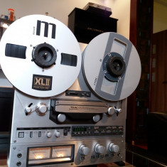TEAC X 1 000 R, DBX, BIDIRECTIONAL - Magnetofon