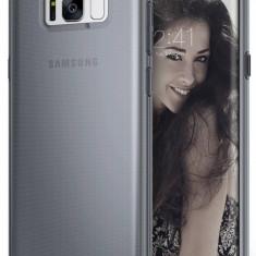 Husa Protectie Spate Ringke Air Smoke Black pentru Samsung Galaxy S8 - Husa Telefon