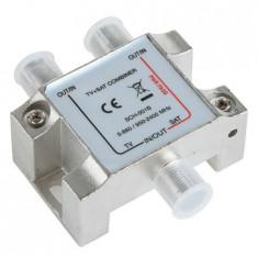 DIPLEXER (COMBINER) TV-SAT 5-2400MHZ