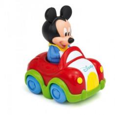 Masinuta Muzicala Mickey Mouse - Jucarie pentru patut Clementoni