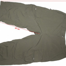 Pantaloni trei sferti Columbia Titanium, Omni-Dry, barbati, marimea L - Imbracaminte outdoor Columbia, Marime: L