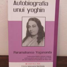 AUTOBIOGRAFIA UNUI YOGHIN-Yogananda - Carte ezoterism