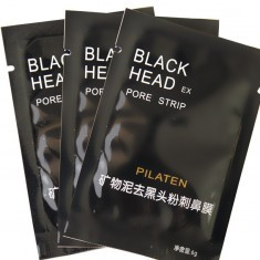Black mask/masca neagra - Masca fata